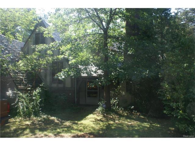 130 E Long Lake Road, Bloomfield Hills, MI 48304 (#217070731) :: RE/MAX Classic