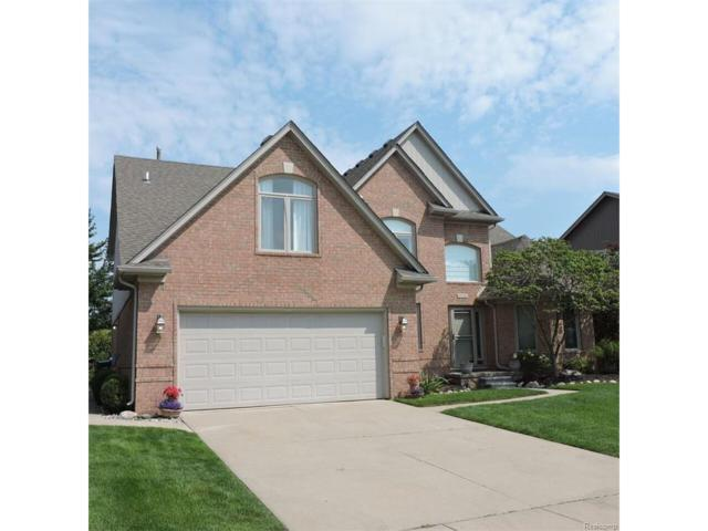 49344 Shenandoah Drive, Macomb Twp, MI 48044 (#217070736) :: The Buckley Jolley Real Estate Team