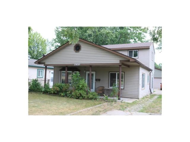 27430 Hales Street, Madison Heights, MI 48071 (#217071264) :: RE/MAX Vision