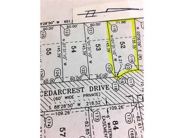 1405 Cedarcrest Drive, CARLETON VLG, MI 48117 (#217071883) :: The Buckley Jolley Real Estate Team