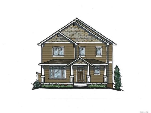 4098 Griffith Avenue, Berkley, MI 48072 (#217072108) :: RE/MAX Vision