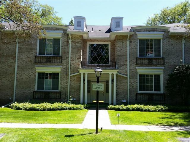 1735 Tiverton Road #12, Bloomfield Hills, MI 48304 (#217072131) :: RE/MAX Classic