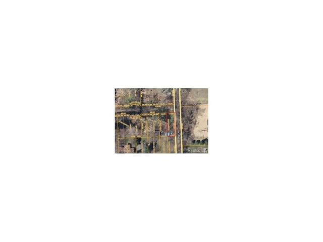 0000 Long Lane, Independence Twp, MI 48348 (MLS #217072154) :: The Toth Team