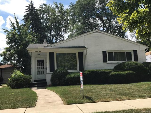 1210 Gordon Court, Clawson, MI 48017 (#217072325) :: RE/MAX Vision
