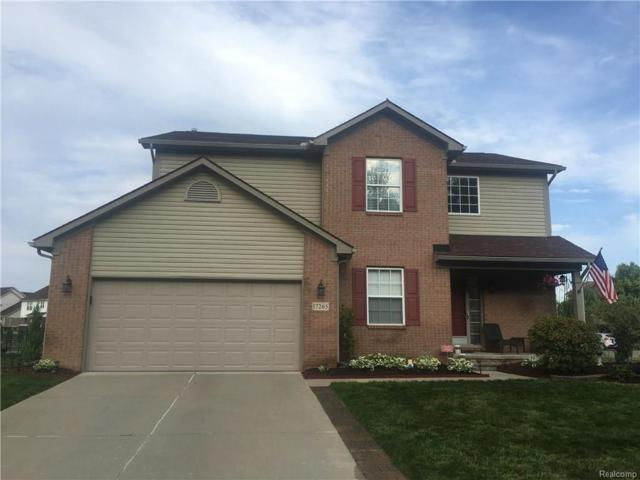 17265 Pennsylvania Heights Drive, Brownstown Twp, MI 48174 (#217072431) :: RE/MAX Vision