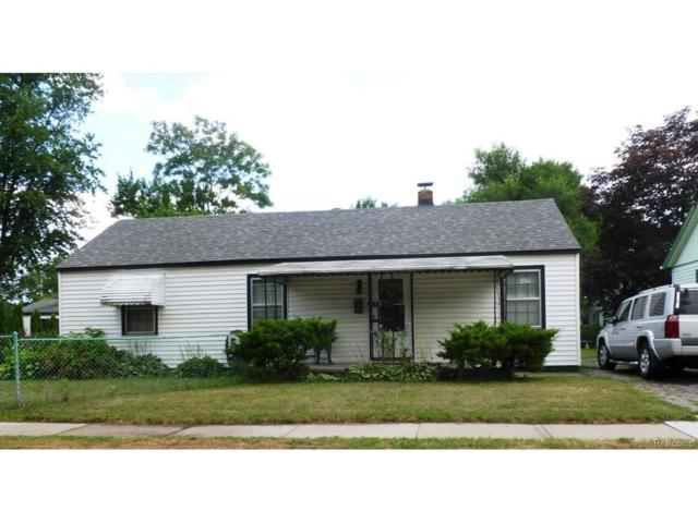 101 W Brockton Avenue, Madison Heights, MI 48071 (#217072453) :: RE/MAX Vision