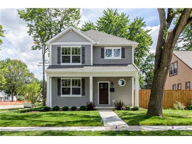 3692 Ellwood Avenue, Berkley, MI 48072 (#217072480) :: RE/MAX Vision