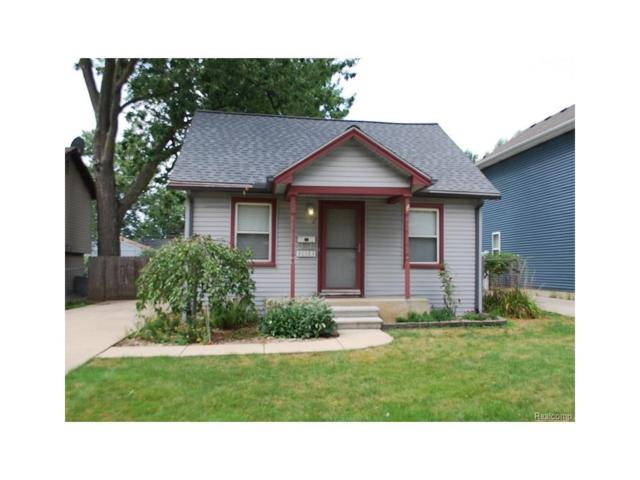 30183 Alger Boulevard, Madison Heights, MI 48071 (#217072687) :: RE/MAX Vision