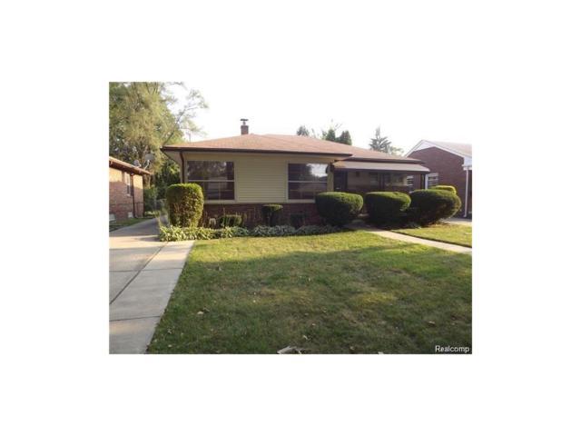 13421 Rosemary Boulevard, Oak Park, MI 48237 (#217072829) :: Metro Detroit Realty Team   eXp Realty LLC
