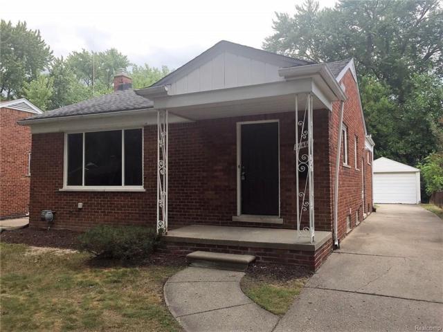 24460 Roanoke Avenue, Oak Park, MI 48237 (#217072851) :: Metro Detroit Realty Team   eXp Realty LLC