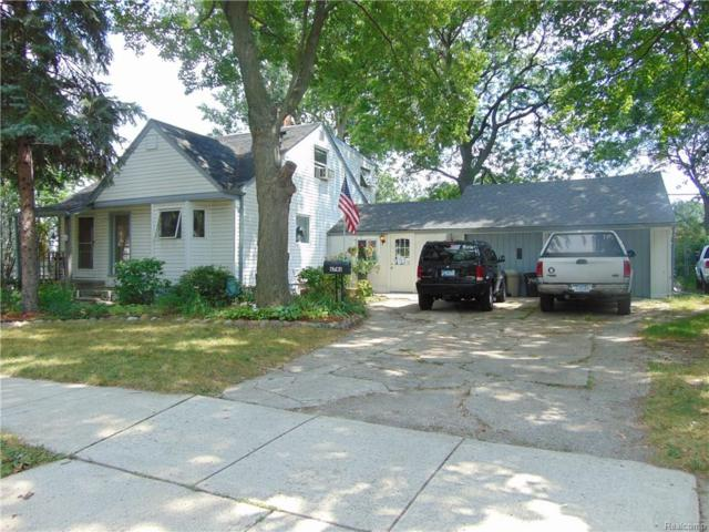 6746 Rockdale Street, Dearborn Heights, MI 48127 (#217072868) :: RE/MAX Classic