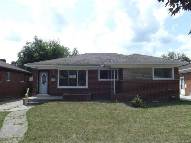 21611 Westhampton Street, Oak Park, MI 48237 (#217072972) :: Metro Detroit Realty Team   eXp Realty LLC