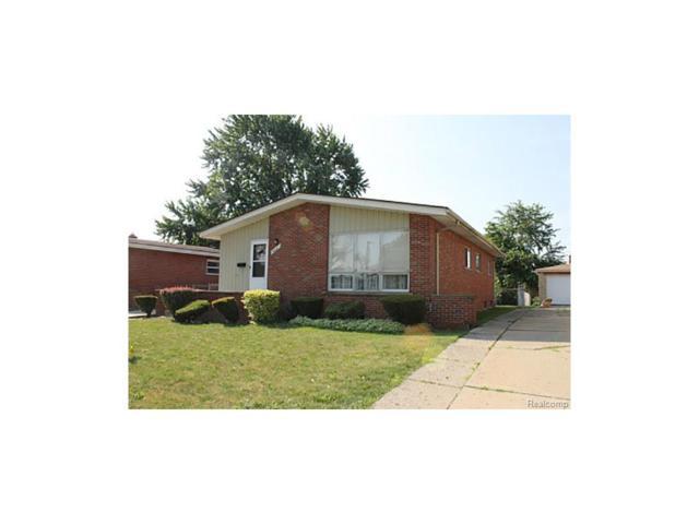 14441 Manhattan Street, Oak Park, MI 48237 (#217073049) :: Metro Detroit Realty Team   eXp Realty LLC