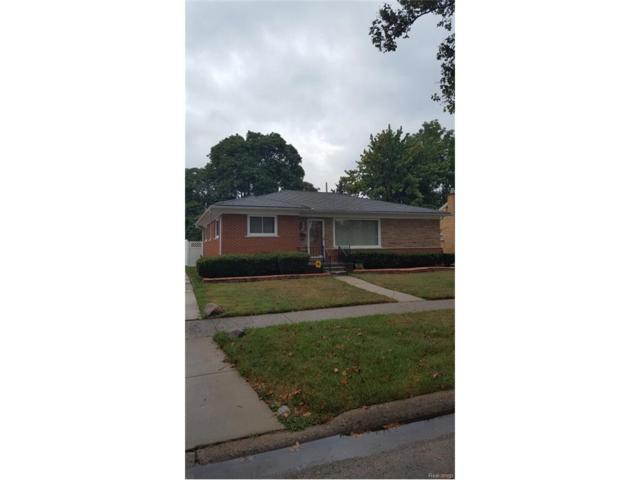 23441 Parklawn Street, Oak Park, MI 48237 (#217073120) :: Metro Detroit Realty Team   eXp Realty LLC