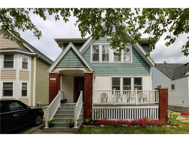 671 Channing Street, Ferndale, MI 48220 (#217073158) :: RE/MAX Vision