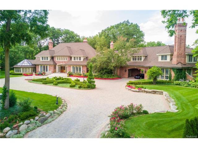 62 Pine Gate Drive, Bloomfield Hills, MI 48304 (#217073189) :: RE/MAX Classic