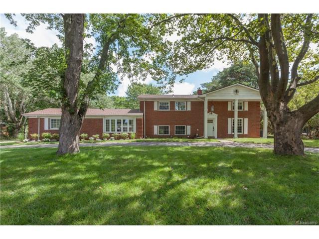 818 Allston Drive, Rochester Hills, MI 48309 (#217073217) :: Simon Thomas Homes