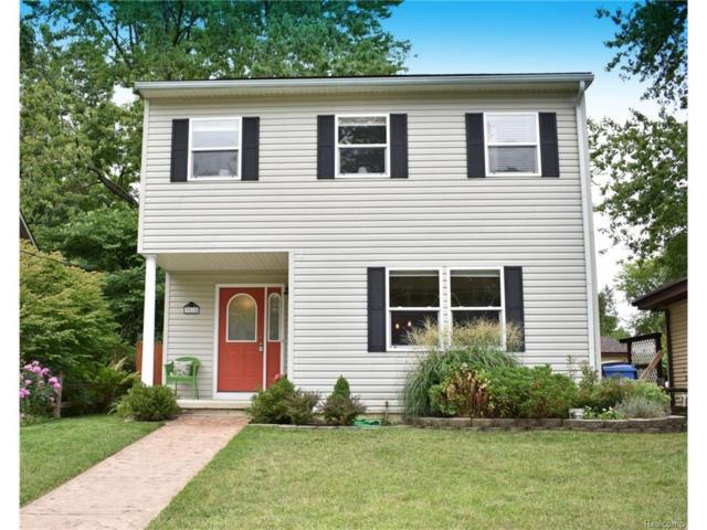 9818 Portage Lake Avenue, Dexter Twp, MI 48169 (#217073219) :: The Buckley Jolley Real Estate Team