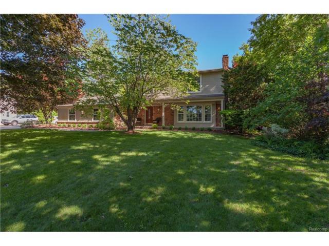 504 Kingsley Trail, Bloomfield Hills, MI 48304 (#217073270) :: Simon Thomas Homes