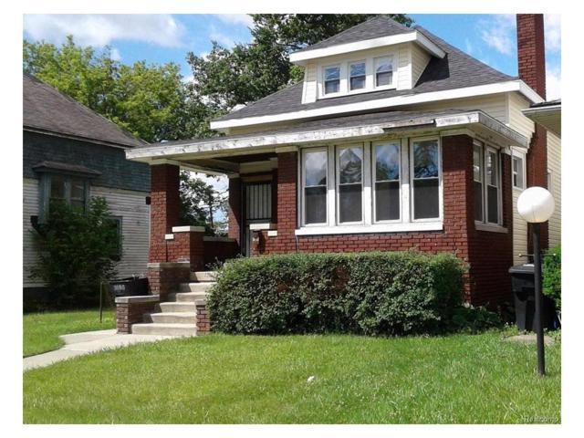 3735 Seyburn Street, Detroit, MI 48214 (MLS #217073407) :: The Toth Team