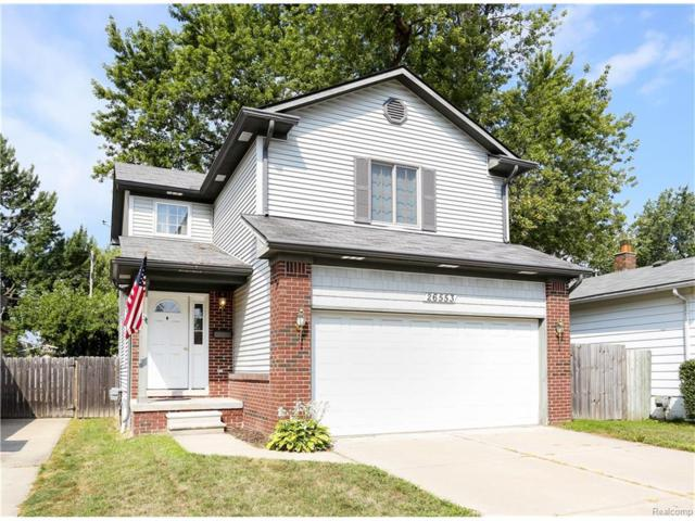 26553 Barrington Street, Madison Heights, MI 48071 (#217073547) :: RE/MAX Vision