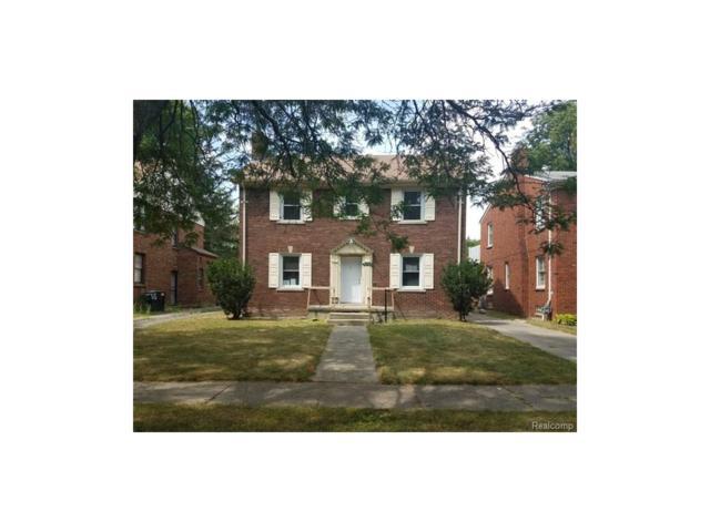 16561 Ashton Avenue, Detroit, MI 48219 (#217073560) :: Metro Detroit Realty Team | eXp Realty LLC
