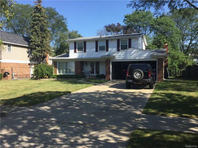 21310 Glenmorra Street, Southfield, MI 48076 (#217073607) :: Metro Detroit Realty Team | eXp Realty LLC