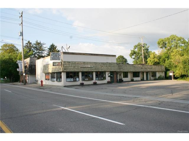 200 S. Main, Northville, MI 48167 (#217073742) :: RE/MAX Classic