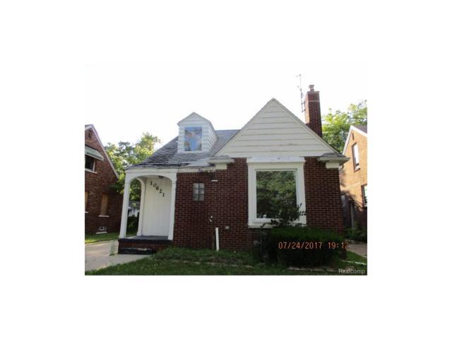 10621 Nottingham Road, Detroit, MI 48224 (#217073862) :: Metro Detroit Realty Team | eXp Realty LLC