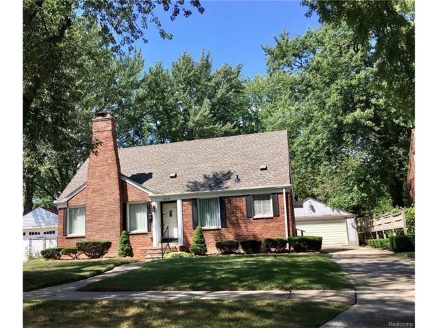 13640 Nadine Street, Oak Park, MI 48237 (#217073880) :: Metro Detroit Realty Team   eXp Realty LLC