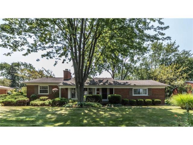32007 Wayburn Street, Farmington Hills, MI 48334 (#217073897) :: RE/MAX Classic