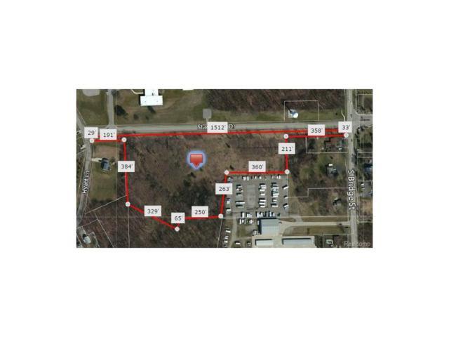 330 Stan Eaton Drive, Linden, MI 48451 (#217073943) :: The Buckley Jolley Real Estate Team