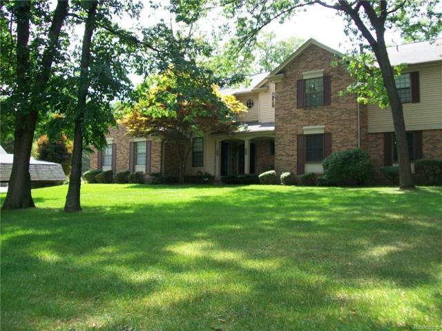 29737 Pine Ridge Circle #55, Farmington Hills, MI 48331 (#217073953) :: RE/MAX Classic