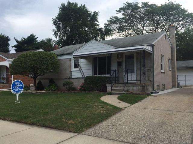 28802 Herbert Street, Madison Heights, MI 48071 (#217073984) :: RE/MAX Vision
