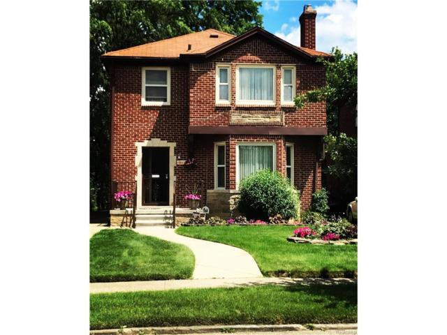 18416 Birchcrest Drive, Detroit, MI 48221 (#217073997) :: Metro Detroit Realty Team | eXp Realty LLC