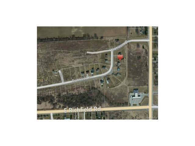 9388 Sunrise Lane, Richfield Twp, MI 48423 (#217074054) :: RE/MAX Nexus