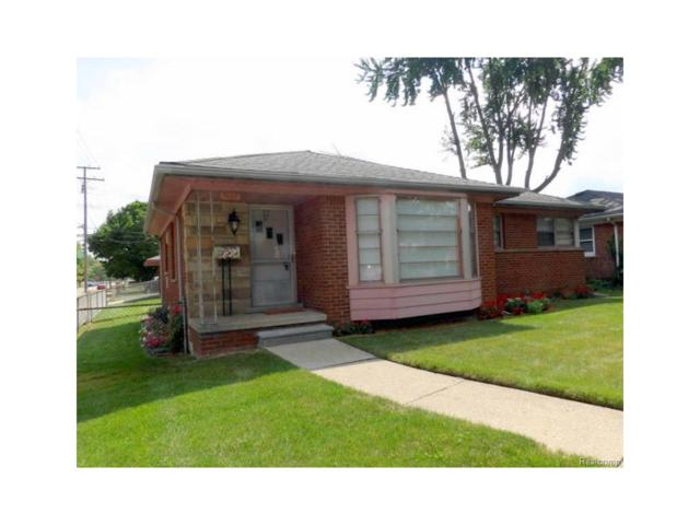 7607 Osage Avenue, Allen Park, MI 48101 (#217074417) :: RE/MAX Classic