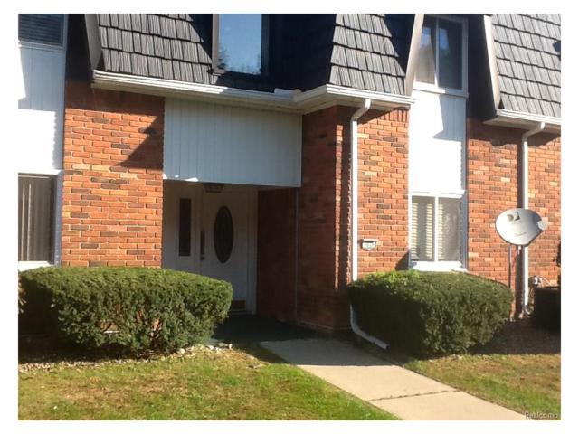1826 Colonial Village Way #1, Waterford Twp, MI 48328 (#217074488) :: Metro Detroit Realty Team | eXp Realty LLC