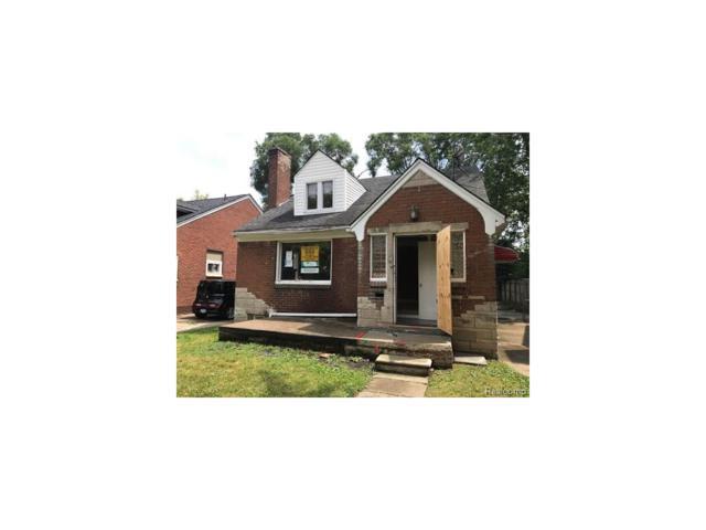 10520 Nottingham Road, Detroit, MI 48224 (#217074502) :: Metro Detroit Realty Team | eXp Realty LLC