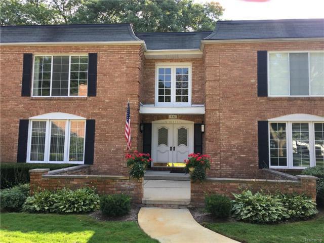 1750 Tiverton Road, Bloomfield Hills, MI 48304 (#217074512) :: Simon Thomas Homes