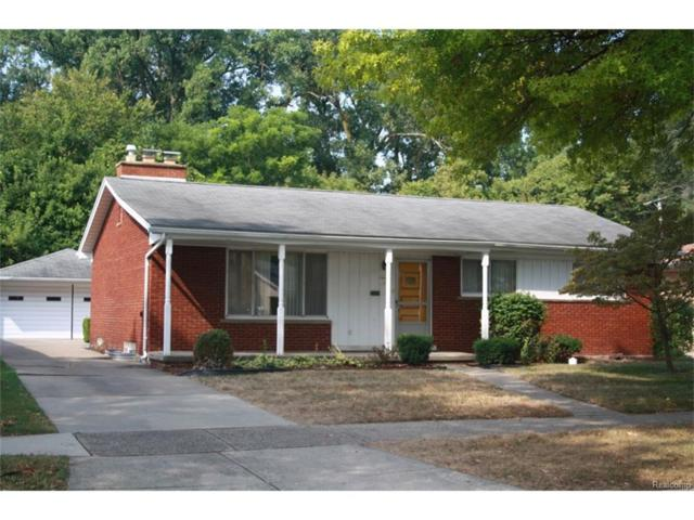 21169 Fairview Drive, Dearborn Heights, MI 48127 (#217074550) :: Simon Thomas Homes