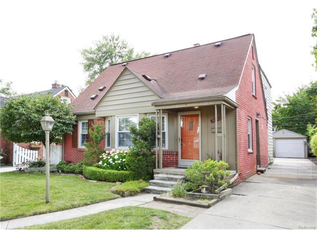 3173 Royal Avenue, Berkley, MI 48072 (#217074609) :: RE/MAX Vision