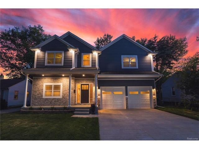 3603 Elmhurst Avenue, Royal Oak, MI 48073 (#217074774) :: RE/MAX Vision