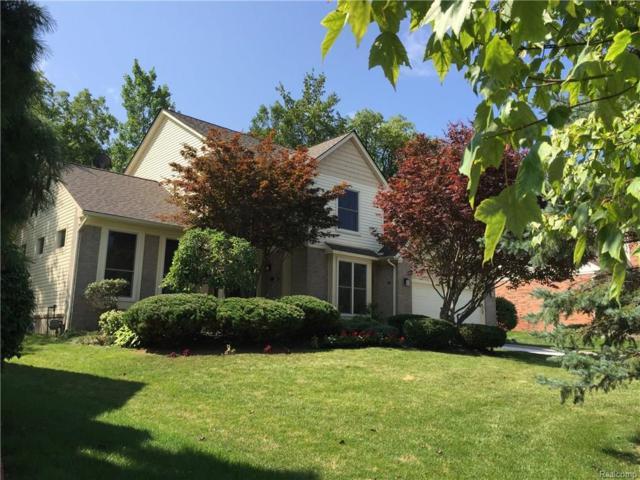 28602 Golf Pointe Boulevard, Farmington Hills, MI 48331 (#217074796) :: Simon Thomas Homes