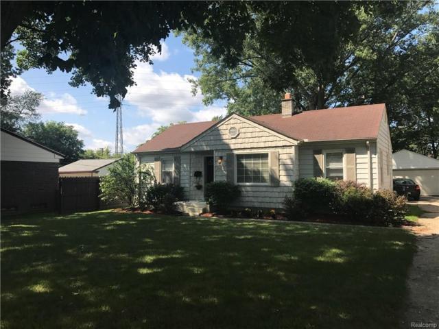 3537 Elmhurst Avenue, Royal Oak, MI 48073 (#217074832) :: RE/MAX Vision