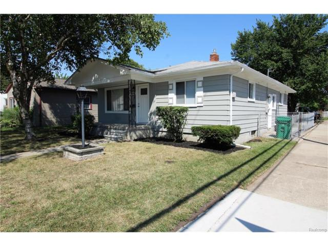 22400 David Avenue, Eastpointe, MI 48021 (#217074861) :: RE/MAX Vision