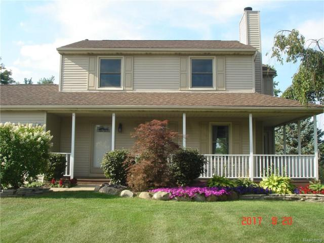 59704 Barkley Drive, Lyon Twp, MI 48165 (#217074977) :: Simon Thomas Homes
