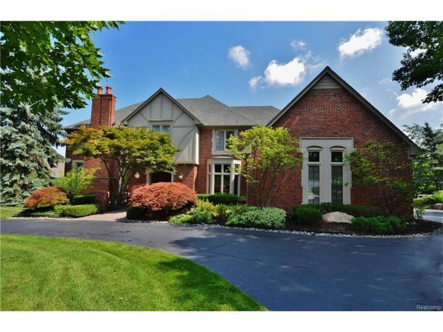 2895 Chestnut Run Drive, Bloomfield Twp, MI 48302 (#217075024) :: Simon Thomas Homes