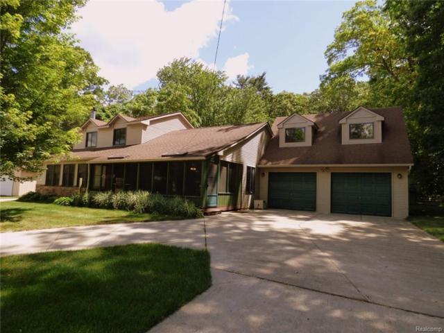 11383 Weiss, Putnam Twp, MI 48169 (#217075126) :: The Buckley Jolley Real Estate Team