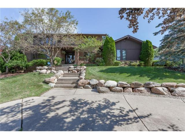3230 Shadydale Court, West Bloomfield Twp, MI 48323 (#217075127) :: Simon Thomas Homes